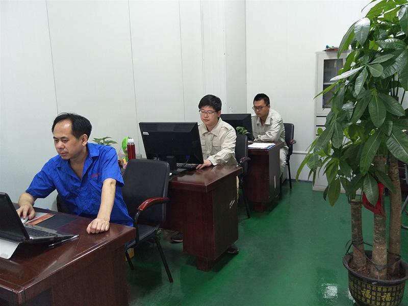 工厂办公室环境