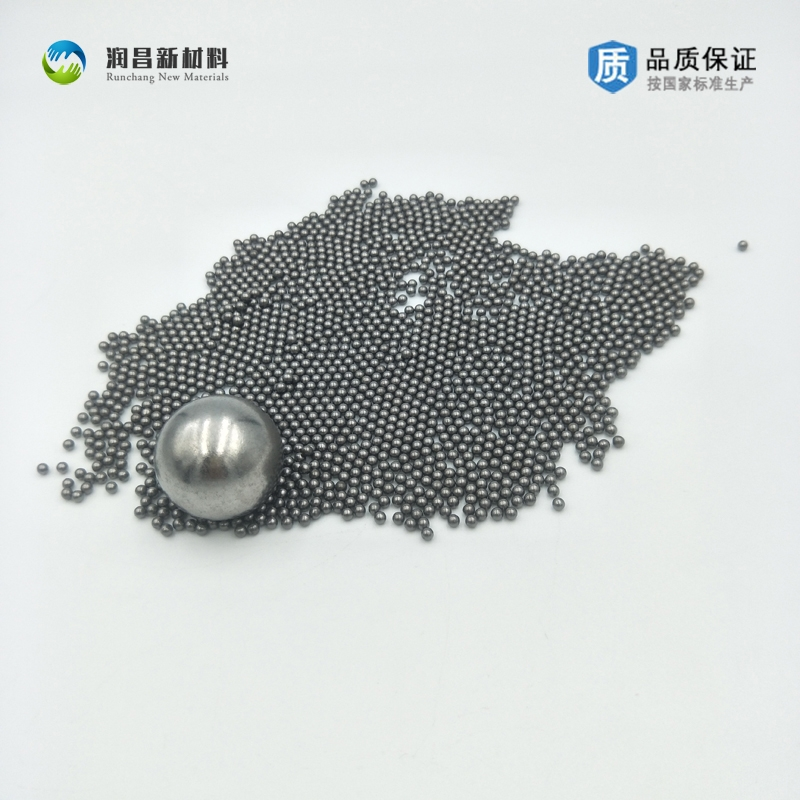Factory supply 18g/cc tungsten balls weight / tungsten beads polished