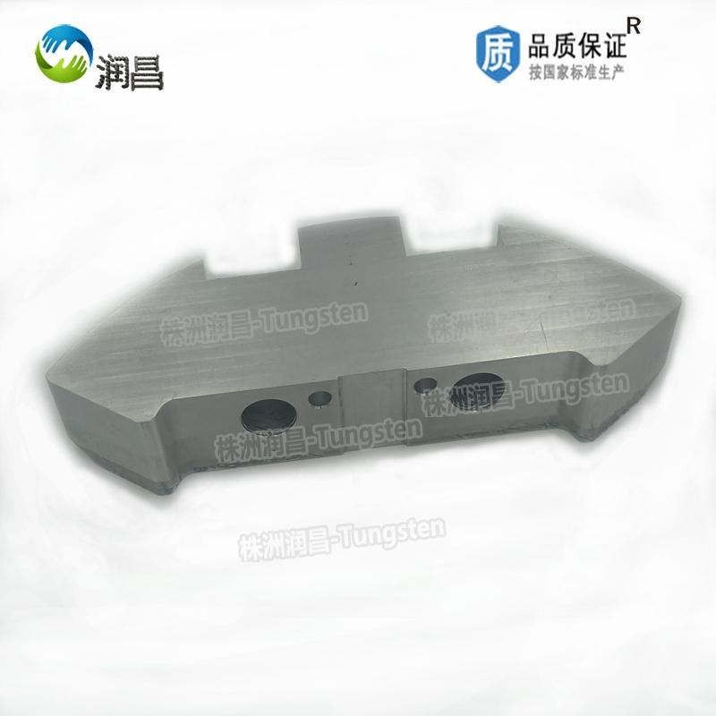 株洲厂家生产钨合金配重曲轴