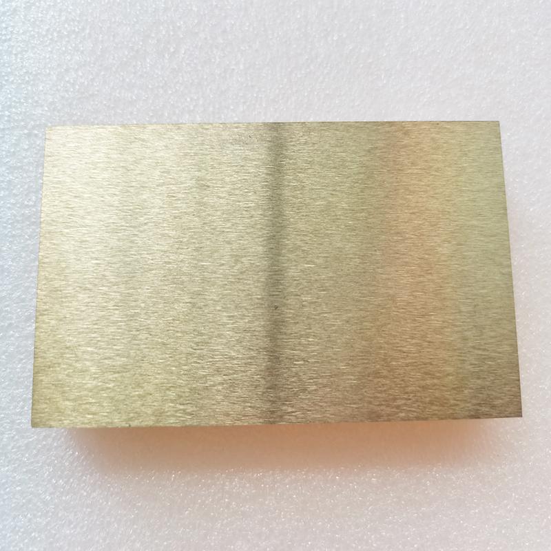 钨铜球吧网手机高清直播棒传导电流的能力就被称为导电性。各种配比的钨铜导电性各不相同,其中铜含量高其导电性也比较高,反之则导电性比较低。通常用电导率σ来表示它们的导电能力。