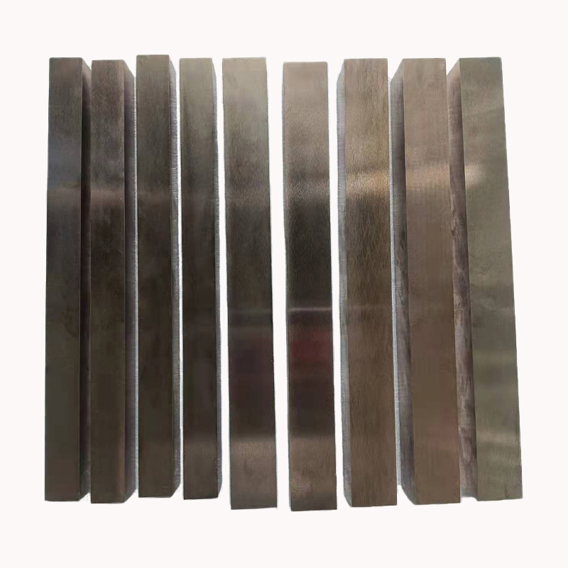 W75Cu25铜钨合金棒 钨铜合金块 铜渗钨